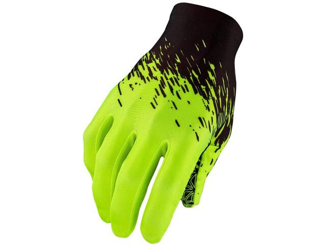 Supacaz SupaG Handschuhe langfinger schwarz/neon gelb